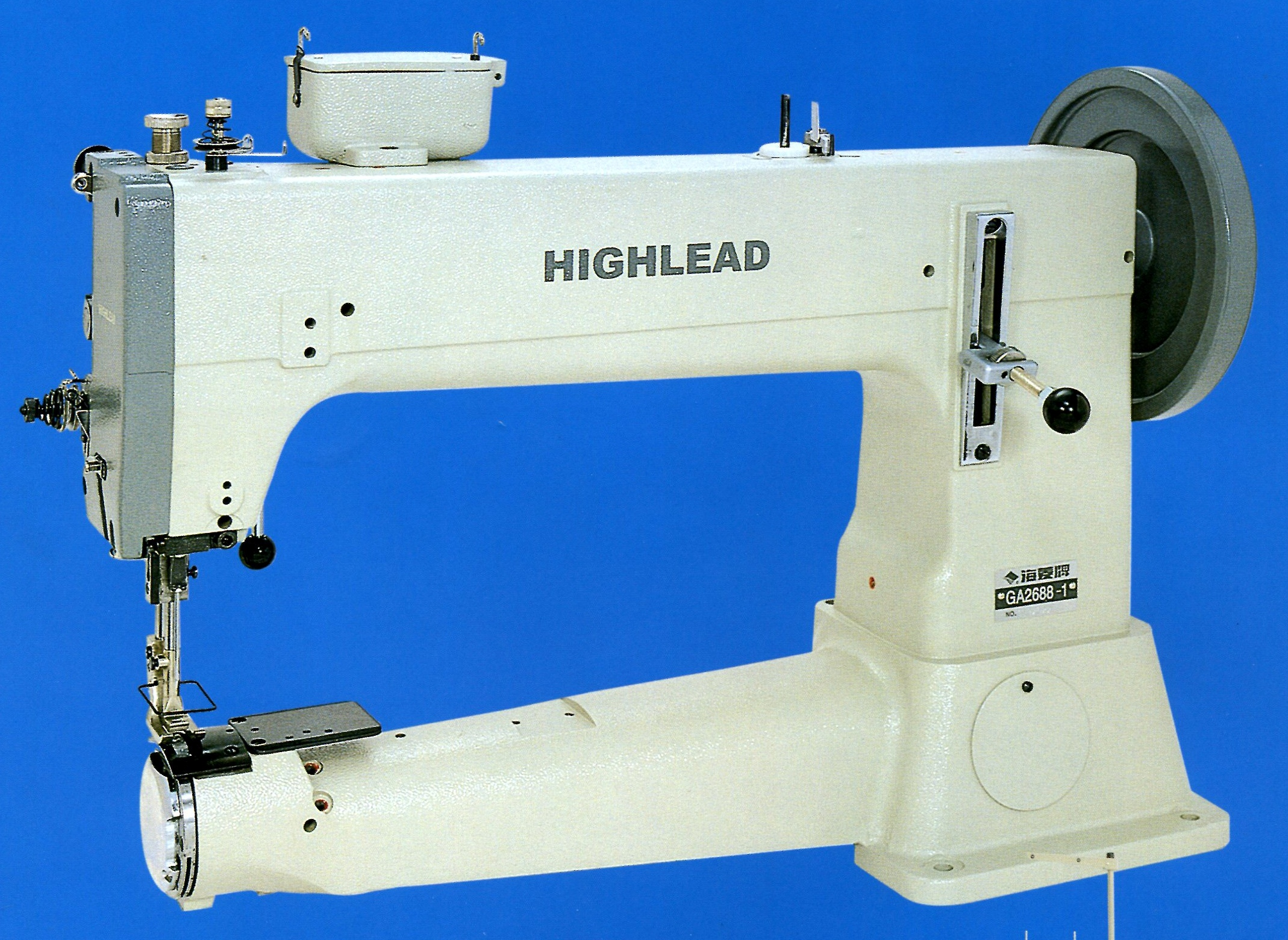 Upholstery Furniture And Leather Sewing Machines