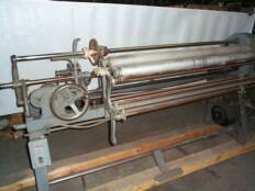 Consolidated Trimco & Utica Slitting Machine