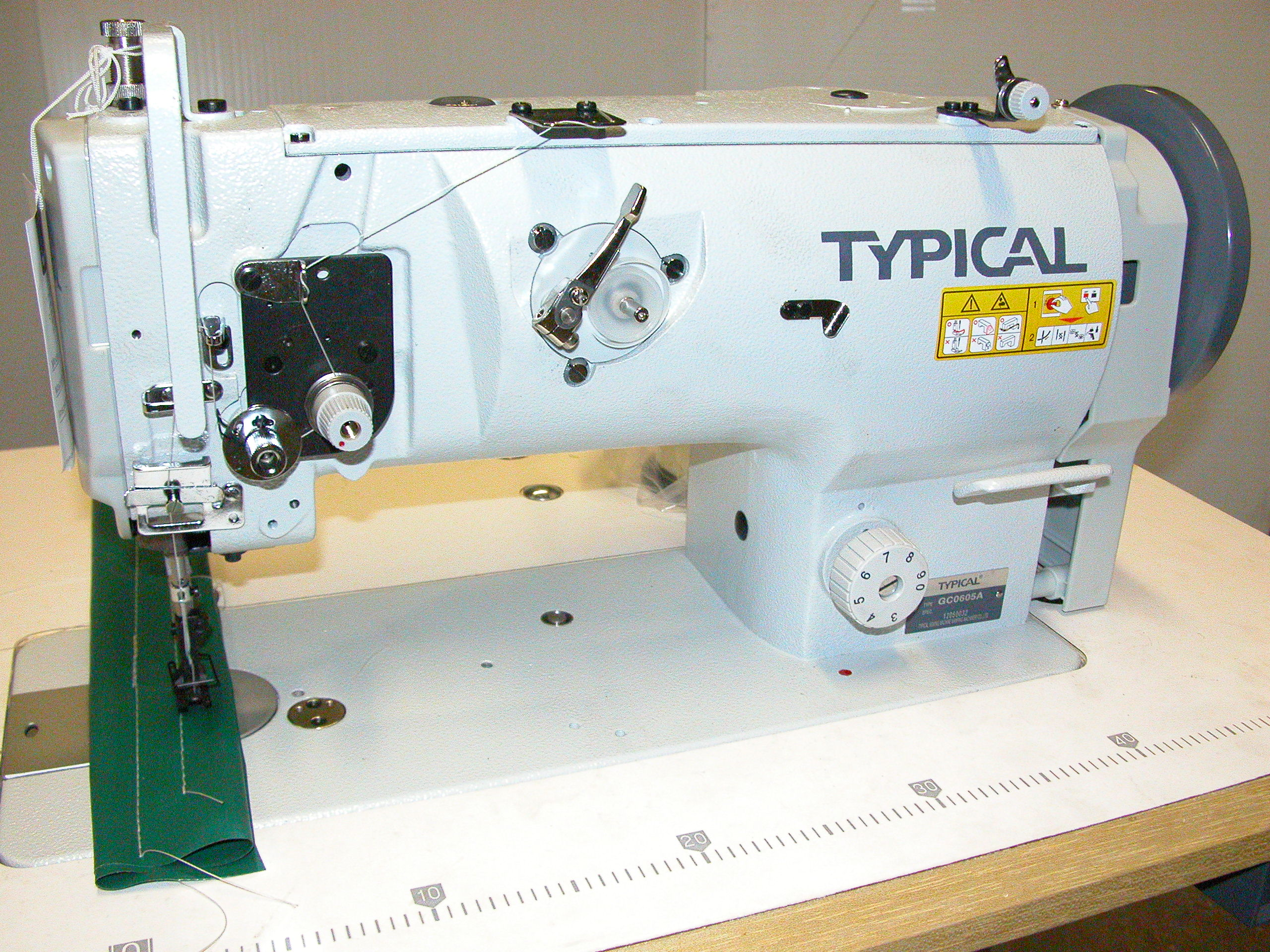 Typical GC0605A Sewing Machine
