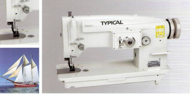 Typical TW7-21-5 Sewing Machine